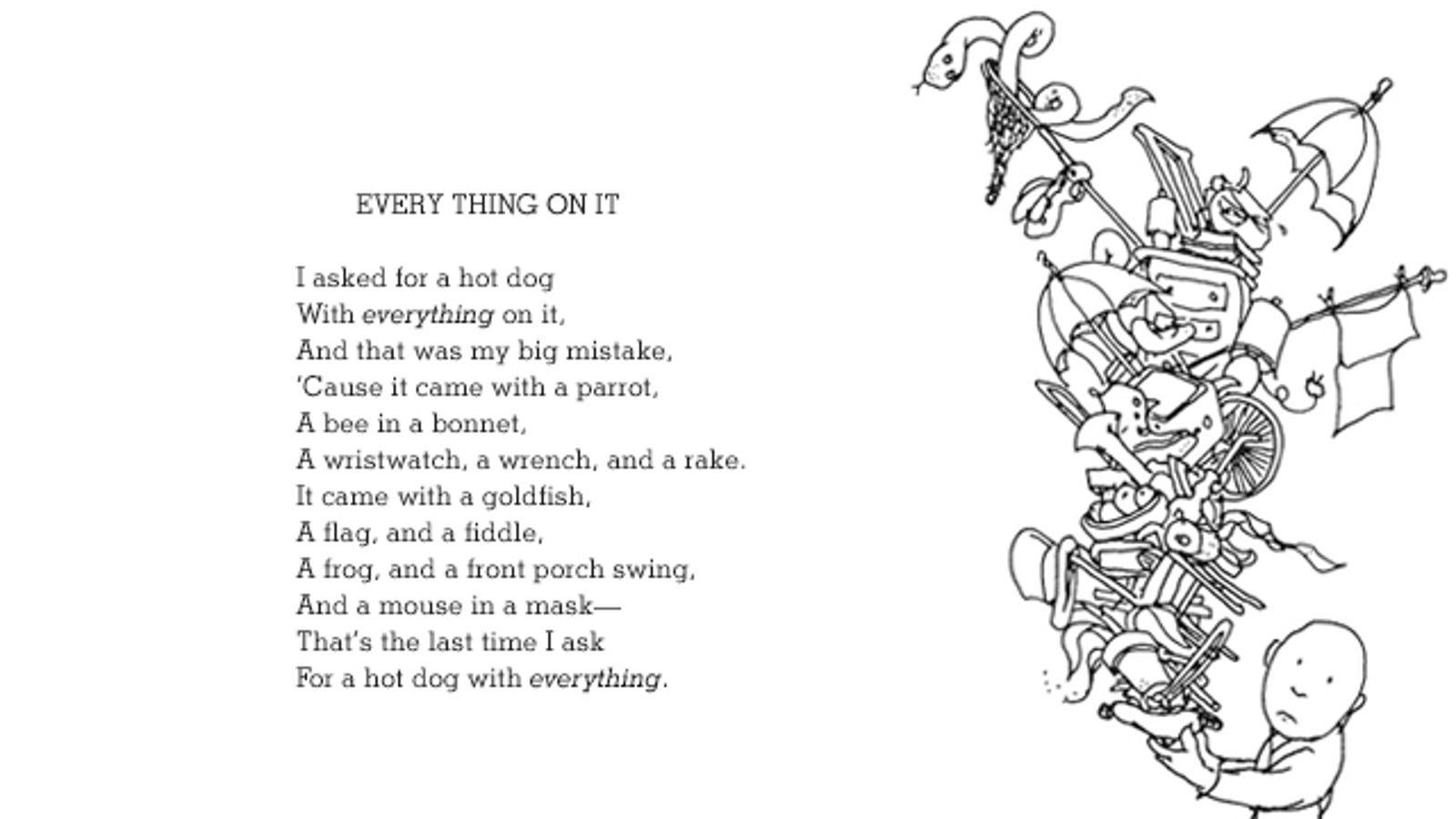 Shel Silverstein Family: New Poems From Shel Silverstein