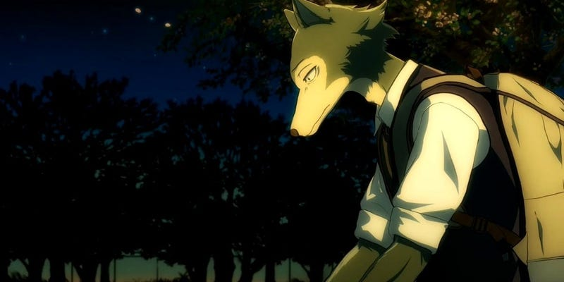 Illustration for article titled Here it is the new promo of the anime of BEASTARS