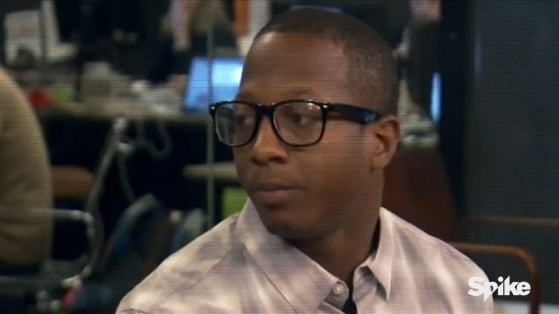 Kalief Browder (Spike TV screenshot)
