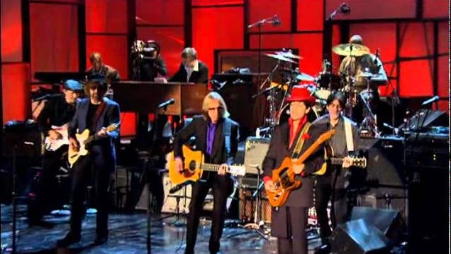 Prince Tom Petty Steve Winwood Jeff Lynne and   YouTube