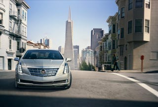 Illustration for article titled Not Your Daddy's Caddy. At the Wheel of The All-New Plug-In Hybrid ELR