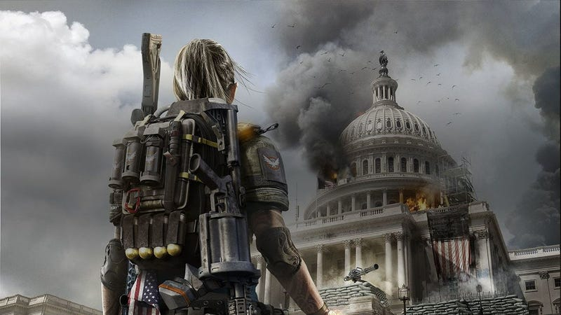 Illustration for article titled The Division 2 Is Political, Despite What Its Developers Say