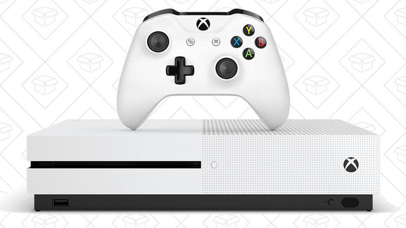 $50 Xbox One S Discounts + Free Game | Microsoft