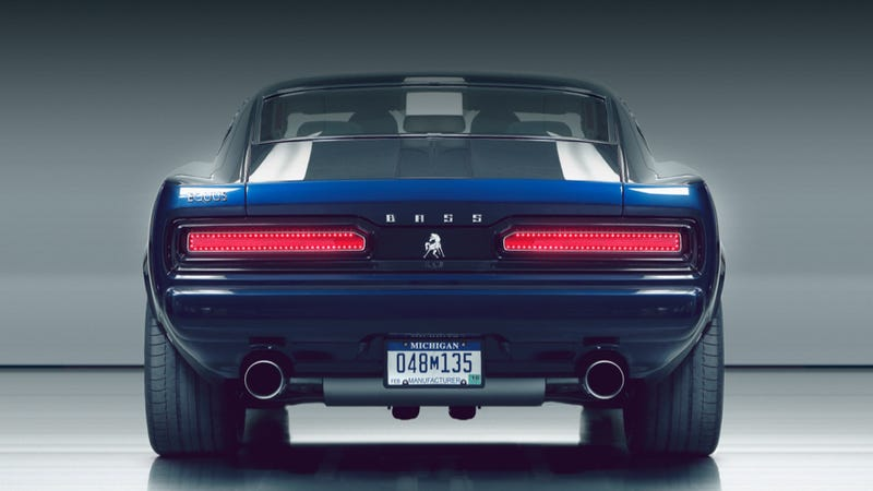 Detroit S Newest Muscle Car Is A Mash Up Of Every Great Muscle Car