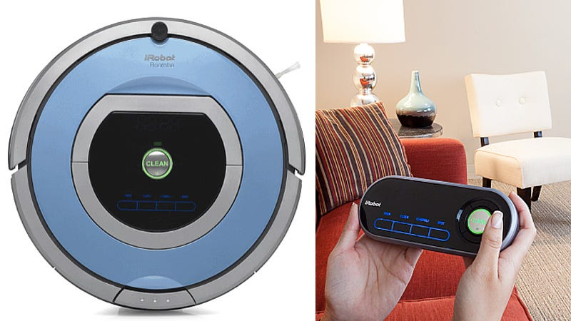 Illustration for article titled Roomba Just Got Even Lazier