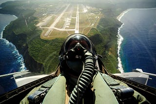 Illustration for article titled Thirty Totally Stunning Photos Taken Around Andersen AFB, Guam
