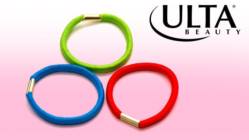 Illustration for article titled Ulta Releases Line Of Shitty Hair Ties To Give Cheap-Ass Friend Who's Always Borrowing Them