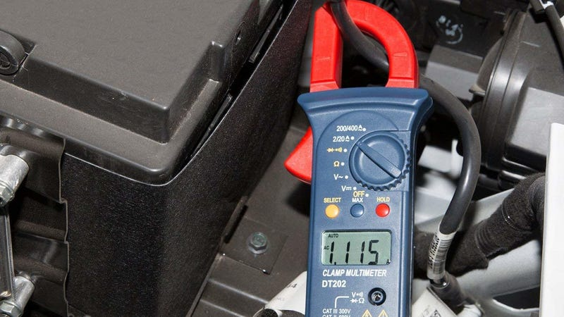 AstroAI Digital Multimeter Clamp Meter | $16 | Amazon | Promo code 3084NEDC