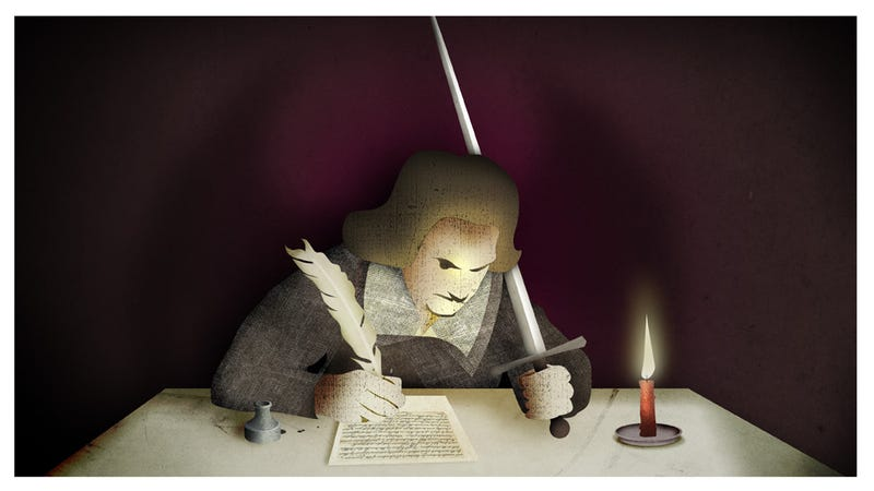 Illustration for article titled People We Should Bring Back To Life: Christopher Marlowe
