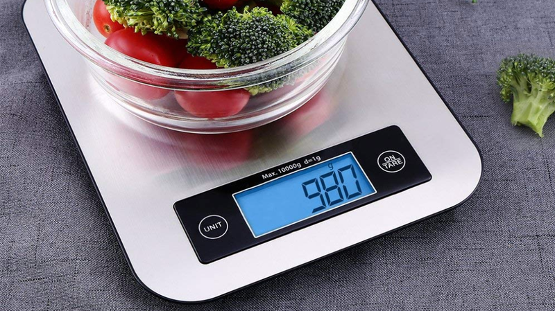 TOBOX Digital Kitchen Scale | $9 | Amazon | Promo code 6UTBDCJR