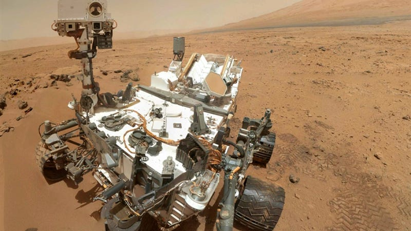 Illustration for article titled Did NASA send the Curiosity Rover to the wrong place?
