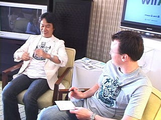 Illustration for article titled Shiggy Miyamoto Speaks About Future Nintendo Consoles