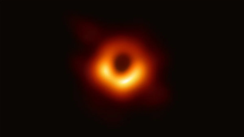 M87's black hole