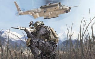 Illustration for article titled Kotaku Game Club: Modern Warfare 2 Discussion Resumes.. NOW (Levels 13-15)
