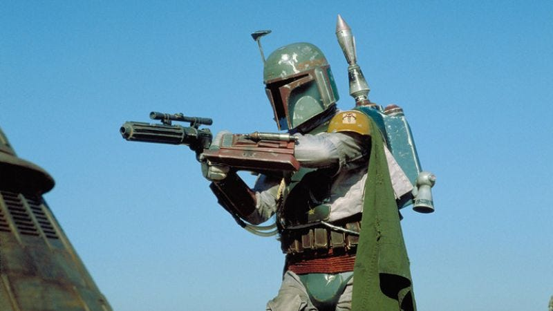 Illustration for article titled This is the best rap song ever written about Boba Fett's Corvette