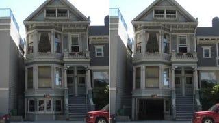 Illustration for article titled Holy Garage, Batman! This San Francisco House Hides a Secret Batcave