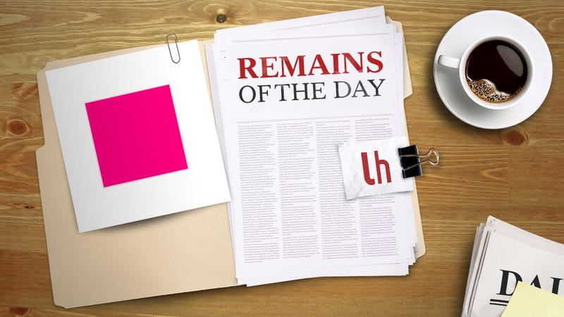 Illustration for article titled Remains of the Day: Google Is Developing a Completely New Operating System