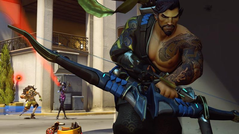 Illustration for article titled Overwatch Devs Accidentally Buff Hanzo's Most Hated Ability