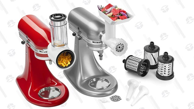 Make Your KitchenAid a Lot More Useful For $75