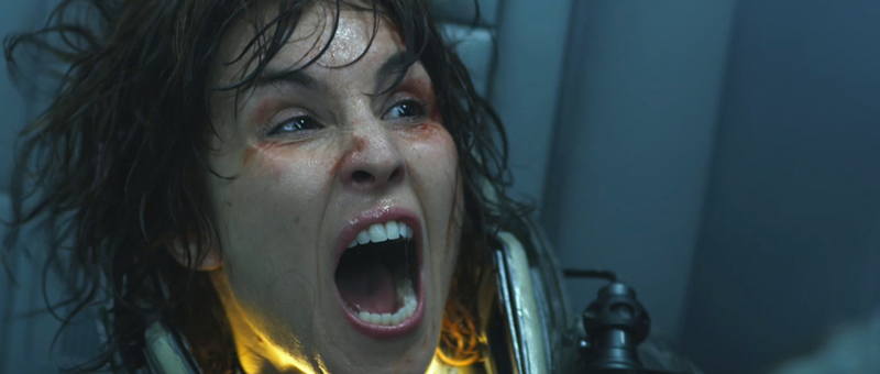 Illustration for article titled Noomi Rapace Won't Be Returning To Space With Alien: Covenant