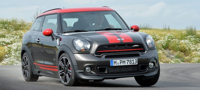 Illustration for article titled Report: The Mini Paceman Must Die So The Brand May Live