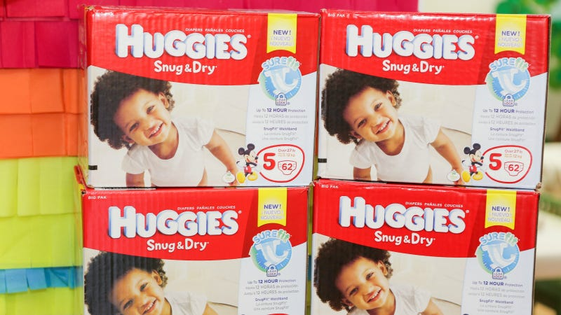 Huggies Wants You to Potty Train Earlier So--Twist--They Get More Money