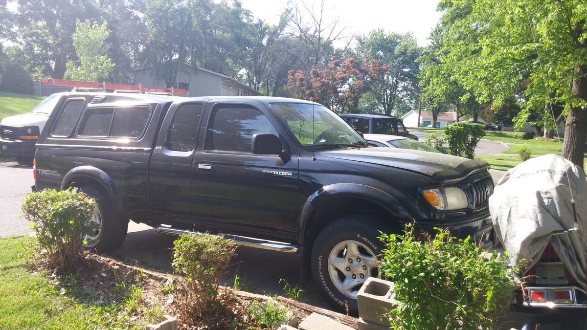 Here\'s What It Cost To Make A Cheap Toyota Tacoma As Reliable As ...