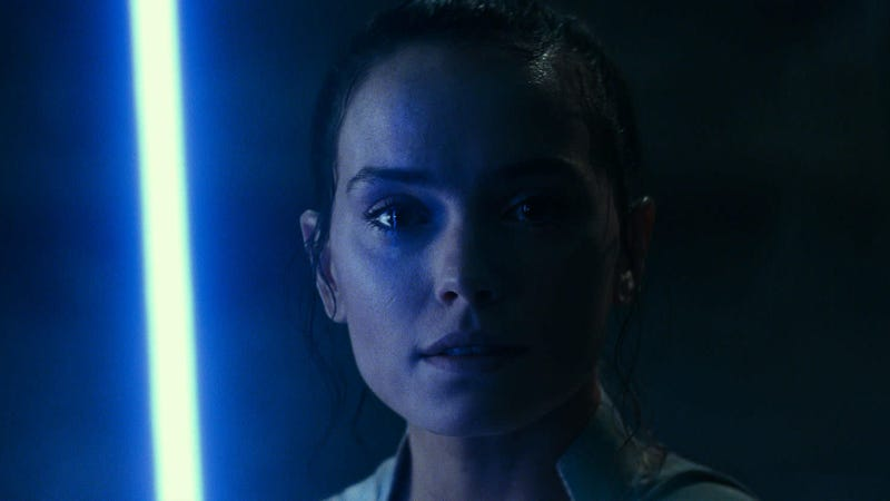 The hope of the Jedi rises with her.