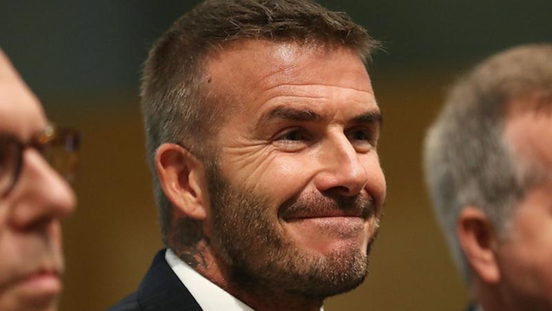 "Illustration for article titled David Beckham Avoids Speeding TicketThanks To ""Mr. Loophole"" Lawyer"