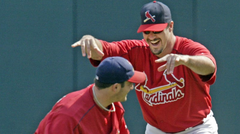 Illustration for article titled The Struggling Padres' Turnaround Plan? Reunite The 2006 Cardinals Rotation