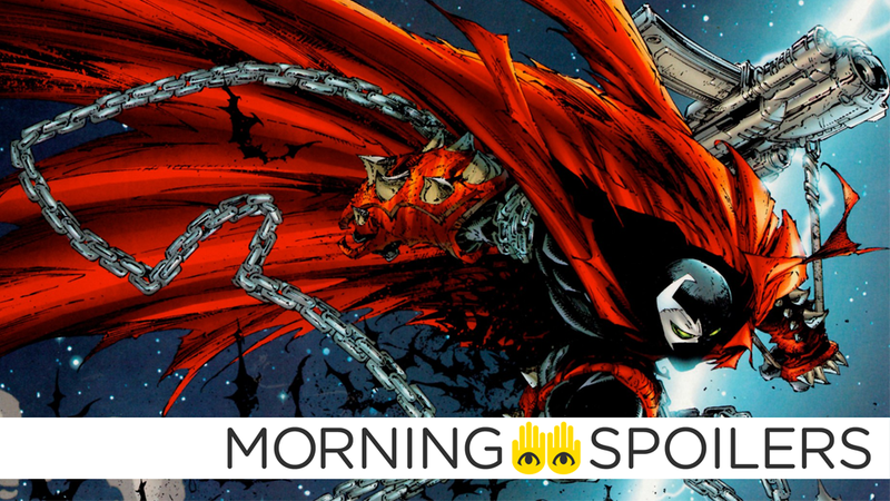 Spawn might have come ever closer to actually getting a movie again.