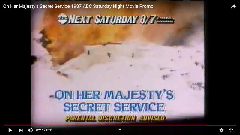 Illustration for article titled On Her Majesty's Secret Service