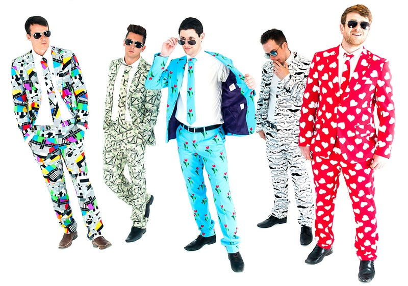 Illustration for article titled Do OppoSuits Attract?