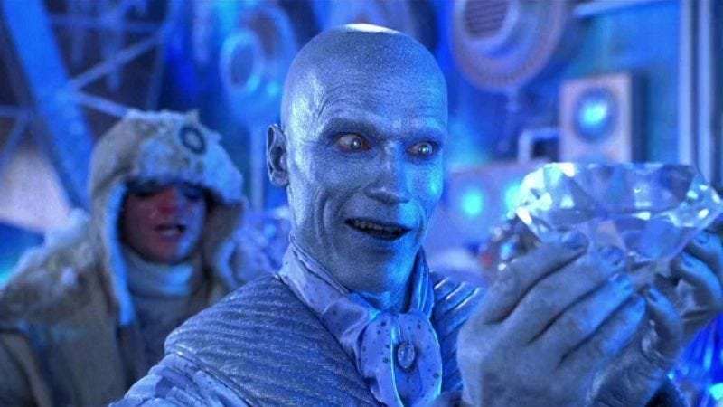 "Illustration for article titled Gotham will introduce and ""reinvent"" Mr. Freeze"