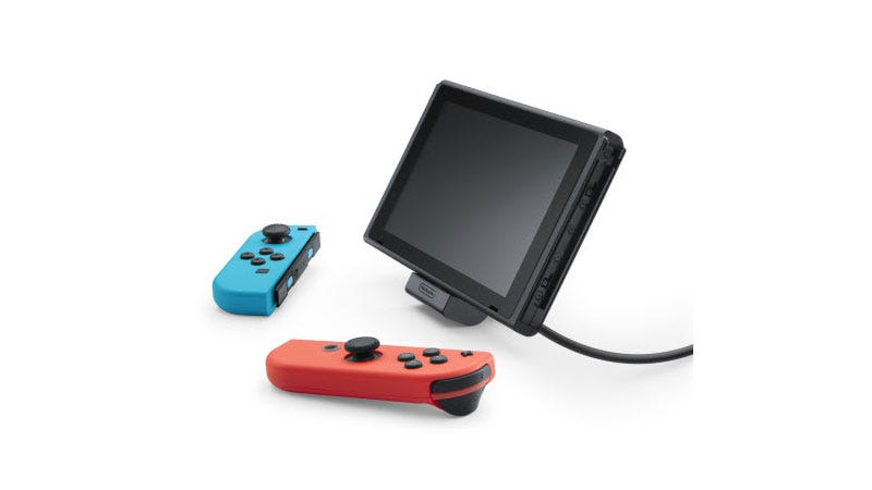 Illustration for article titled New Nintendo Switch Accessory Makes It Easier To Play On A Table