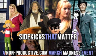 Illustration for article titled Non-Productive.com Sidekicks That Matter March Madness Open Call!