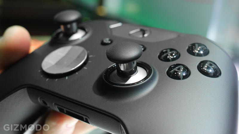 Illustration for article titled So This Is What a $150 Xbox Controller Feels Like