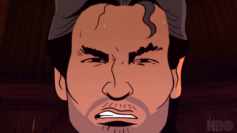 Watch Jason Momoa Slap the Shit Out of His Game of Thrones Boss...in Animation