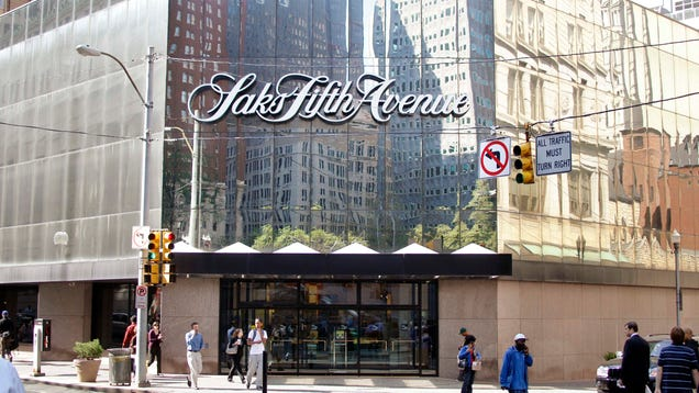 Lord & Taylor and Saks Have Been Hacked to the Tune of Five Million Payment Card Accounts