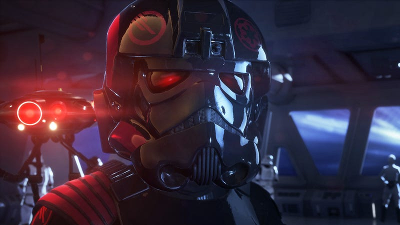 Illustration for article titled EA Temporarily Removes Microtransactions From Star Wars Battlefront II