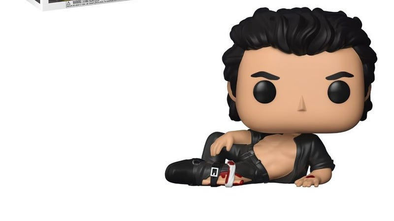 Oh My God, Funko Is Making a Sexy Ian Malcolm Pop