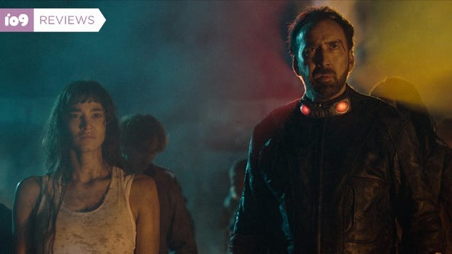 Nic Cage s Prisoners of the Ghostland Is a Sensory Overload That Doesn t Make Much Sense