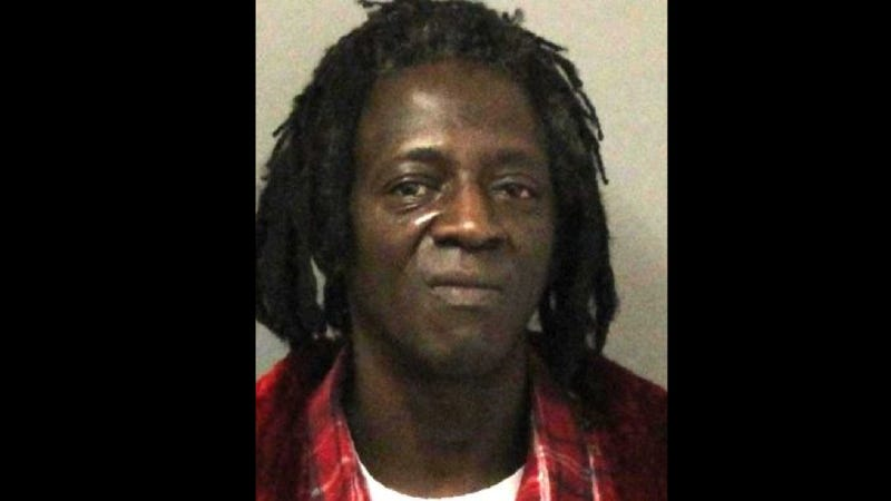 Illustration for article titled Flavor Flav Arrested For Speeding With 16 Suspensions On License
