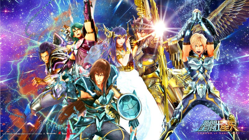 Why I Love Saint Seiya So Much Part-III: It´s Spinoff and