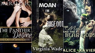 Illustration for article titled Amazon is making it harder to sell Bigfoot porn ebooks