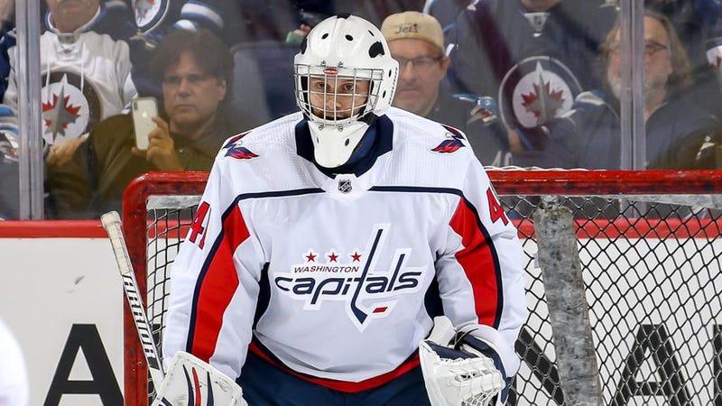 Photo  Jonathan Kozub (Getty). Gavin McHale hadn t played competitive hockey  in ... 8ffc148f5