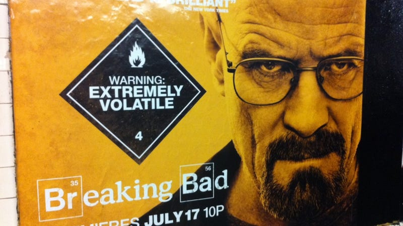 Illustration for article titled Does Breaking Bad Now Star Video Game's Lost Hero?