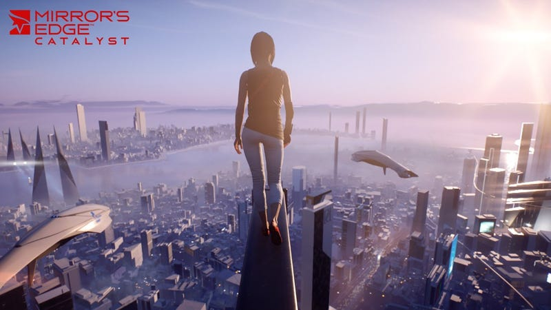Mirror's Edge Catalyst, $48 for Prime members. Discount shown at checkout.