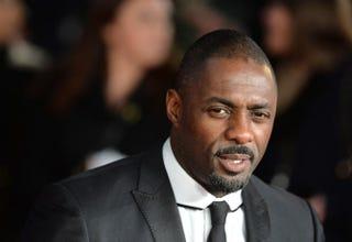 Idris ElbaBEN STANSALL/AFP/Getty Images
