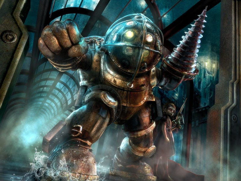 Illustration for article titled Where's our freaking BioShock movie? Director Gore Verbinski explains why it's not happening